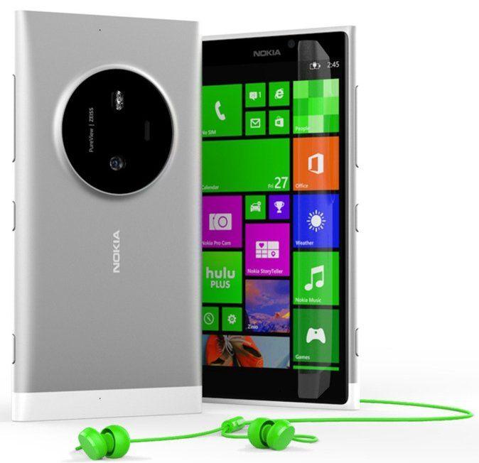 Nokia Lumia McLaren 1030 1040