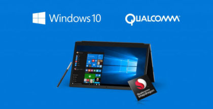 Windows 10 Qualcomm Processors