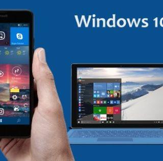 Windows 10 Mobile Windows 10 PC Update PC phone