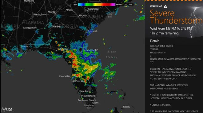 Weather Map Apps.6 Apps For Windows 10 To Check The Weather Forecast
