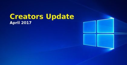 creators update windows 10