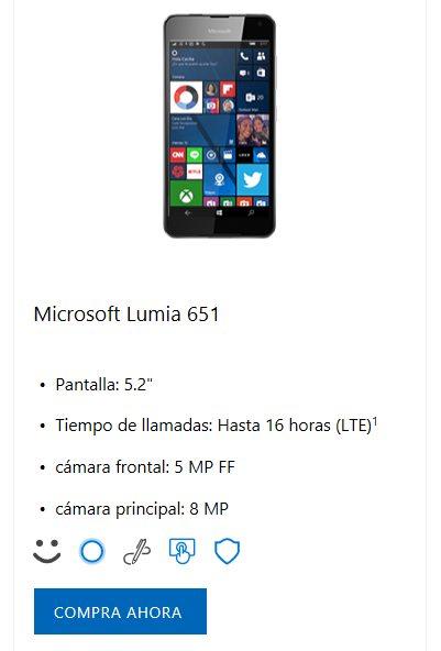 Lumia 651
