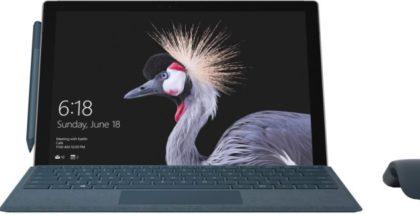 Windows 10 Surface Pro 2017