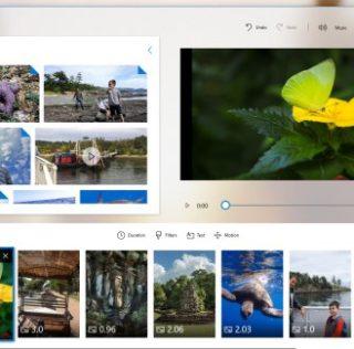 Windows Photo story remix