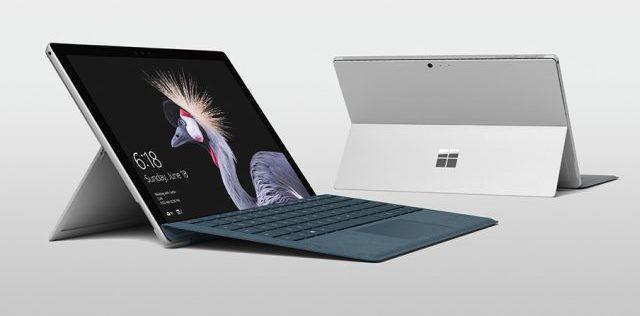 Surface Pro 2017