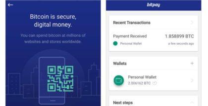 Bitcoin wallet app windows 10
