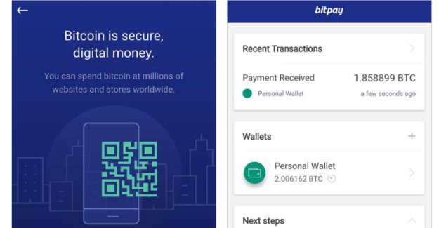 Bitcoin Wallet Released A UWP App For Windows 10 Devices