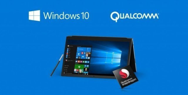 Windows 10 Qualcomm Snapdragon ARM