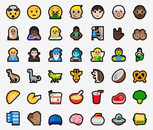 emoji 5.0