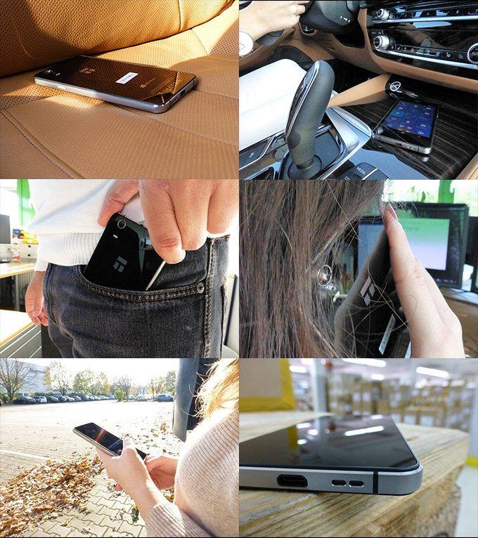 WinPhone 5.0  Trekstor