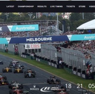 Formula 1 kills its Windows 10 app ahead of the 2018 season