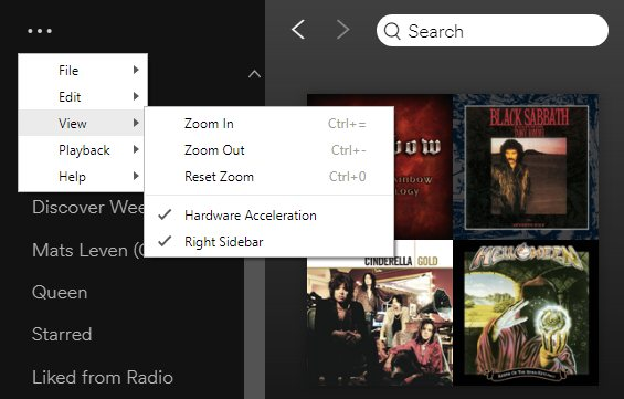 Spotify's Windows 10 app updated with UI optimizations