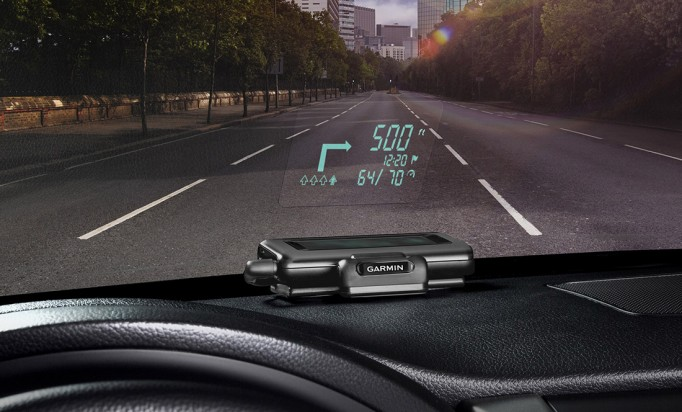 Garmin to launch Bluetooth Heads-up Display car navigation for Windows Phone 8