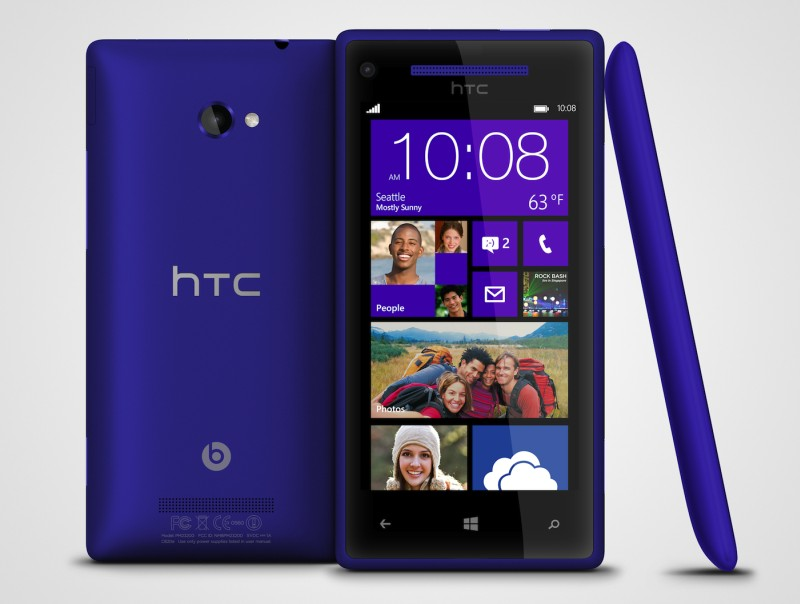 HTC 8X smartphones face issues with GDR2 update
