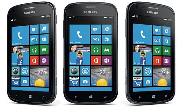 Samsung ATIV Odyssey phone with Windows Phone 8
