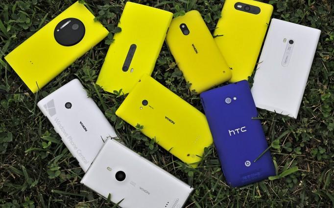 Windows Phone devices