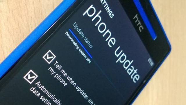 Unlocked HTC 8X is ready to install GDR3