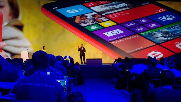 Nokia Event - this is Nokia world