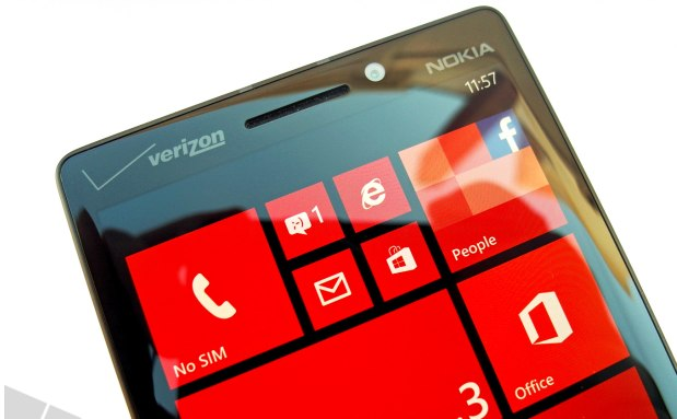 Lumia 929 for Verizon close