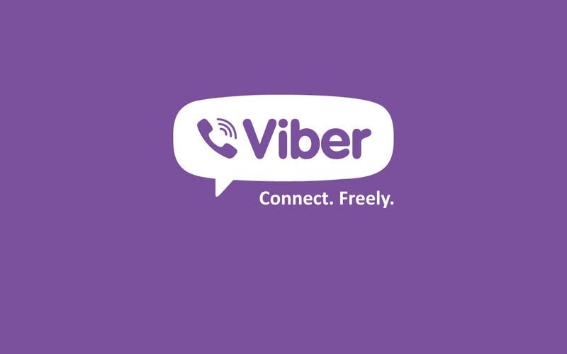 Viber updated with Spell Checking and new background colors