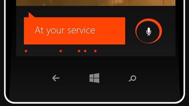 Windows Phone 8.1 Cortana voice assistant