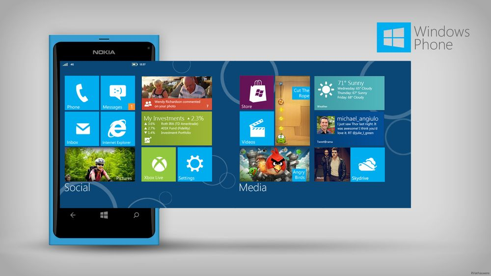 Windows and Windows Phone unification