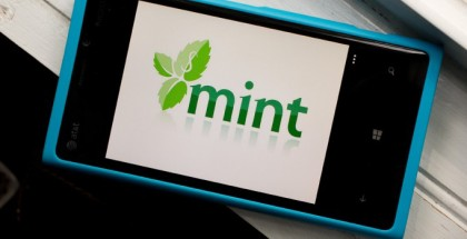 Mint of Windows Phone