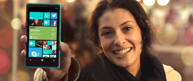 Windows Phone smartphone