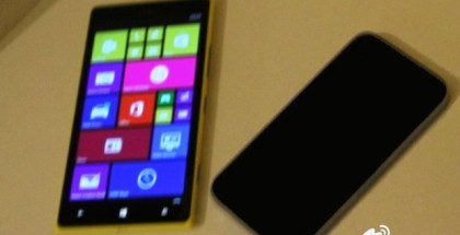 Lumia 1520V vs Iphone