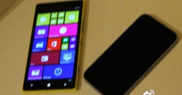 Lumia 1520V vs Iphone