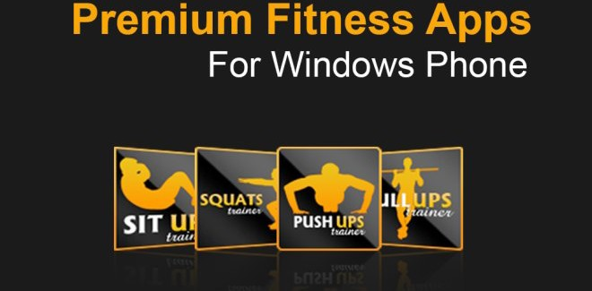 Premium fitness apps for Windows Phone