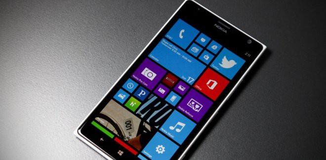Nokia Lumia 1520 promo picture