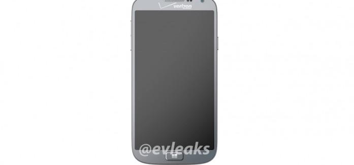 Samsung Windows Phone Huron 2014 for Verizon