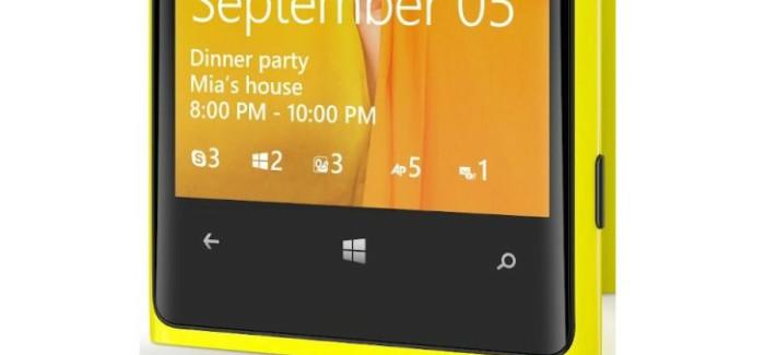 Lock screen notifications in Windows phone 8