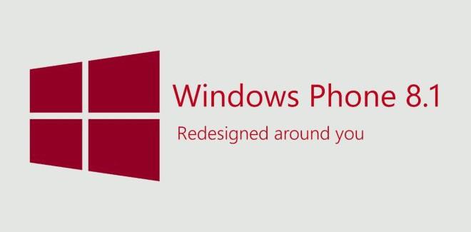 Windows Phone 8.1 Logo
