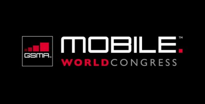GSMA logo Mobile World Congress