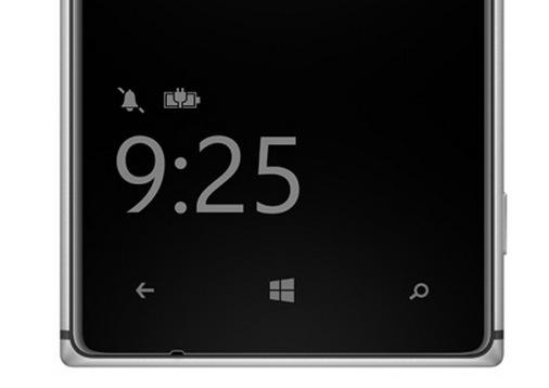 Nokia lockscreen не будет блокировать экран, и не станет полностью заменой оригинальной функции.