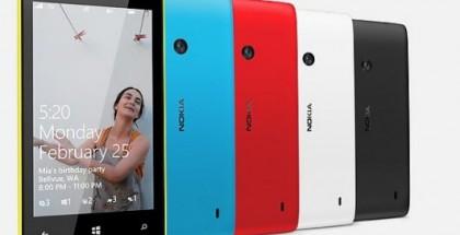 Nokia Lumia 525 all colors