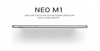 NEO M1 slim phone
