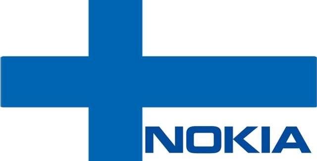 Nokia Finland flag