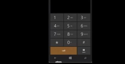 Phone app dialer windows phone 8.1