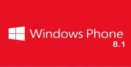 windows phone 8.1 logo red