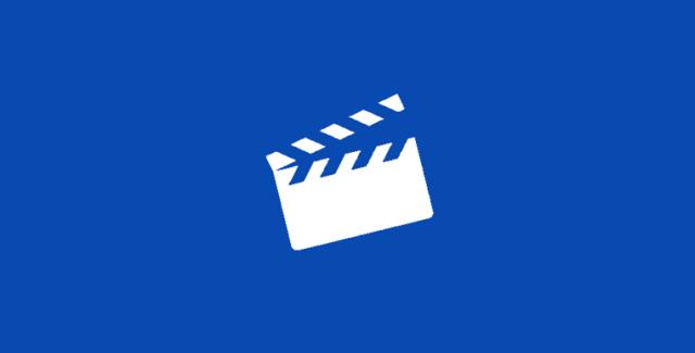 Movie Maker 8.1 for WIndows Phone - logo