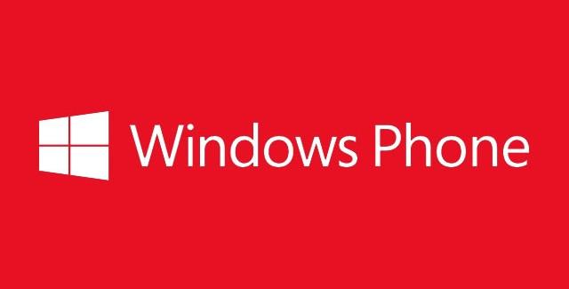 Logo Windows Phone 8.1