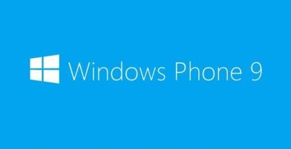 Windows Phone 9 logo Blue