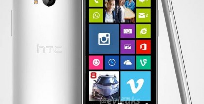 wp8.1 on HTC One M8 or W8