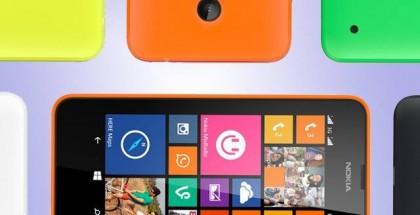 Nokia Lumia 630- and 635 all colors
