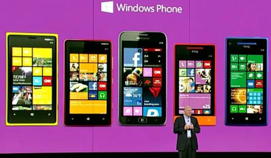 Windows Phones 2014