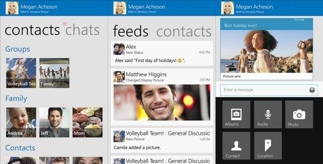 BBM is now available for Windows Phones as a public BETA