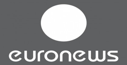 Logo of Euronews TV channel
